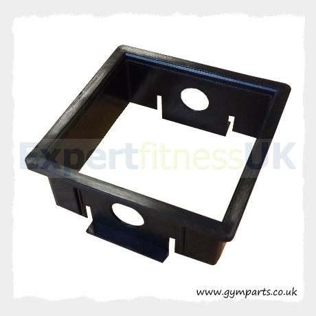 Gym Part Plastic and Rubber Parts