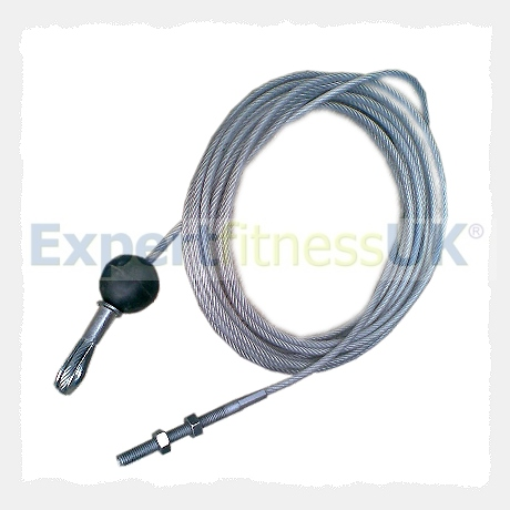 PowerSport Gym Cable Wire Rope