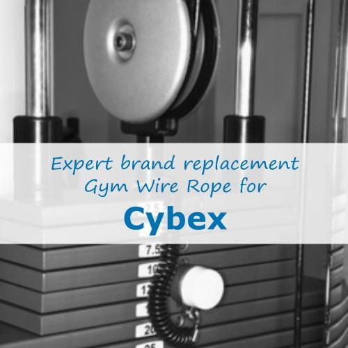 Cybex Fitness Gym Cable Wire Rope