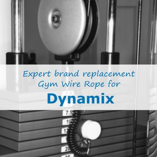 Dynamix Fitness Gym Cable Wire Rope