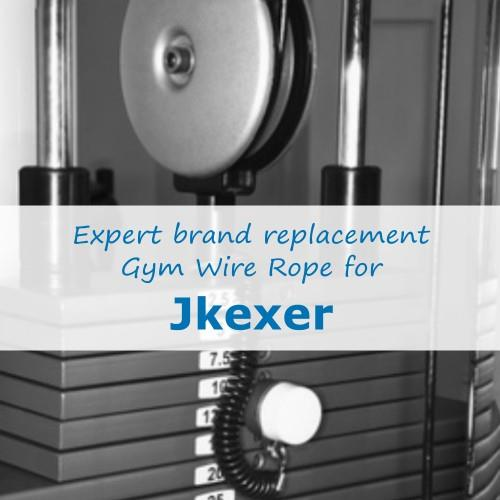 Jkexer Fitness Gym Cable Wire Rope