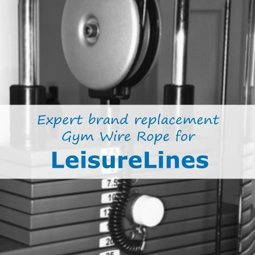 LeisureLines Gym Cable Wire Rope
