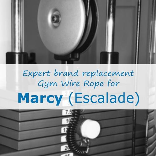 Marcy (Escalade) Gym Cable Wire Rope