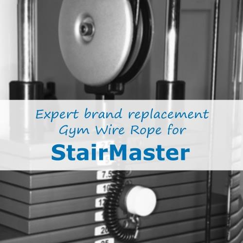 StairMaster Gym Cable Wire Rope
