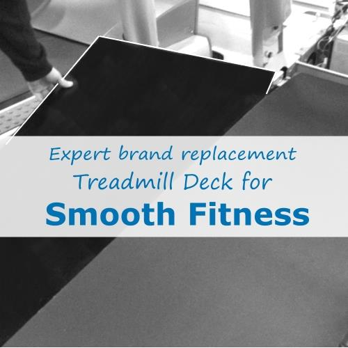 Smooth Fitness Treadmill Deck (Expert Brand