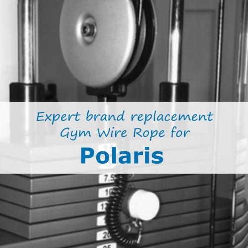 Polaris Fitness Gym Cable Wire Rope