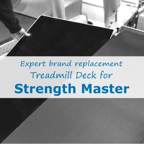 Strength Master Treadmill Deck (Expert Brand)