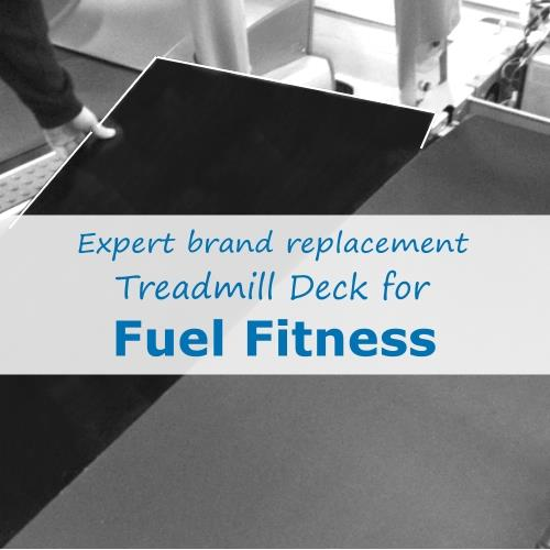 Fuel Fitness Treadmill Deck (Expert Brand)