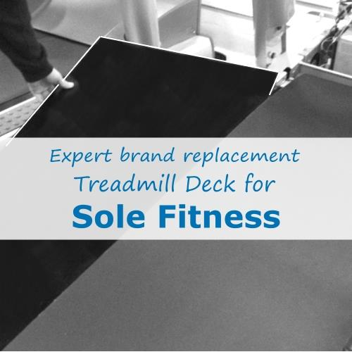 Sole Treadmill Deck (Expert Brand)