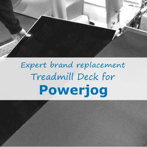 Powerjog Treadmill Deck (Genuine Part)