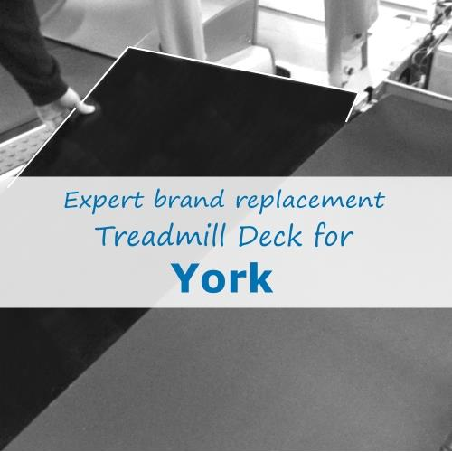 York Fitness Treadmill Deck (Expert Brand)