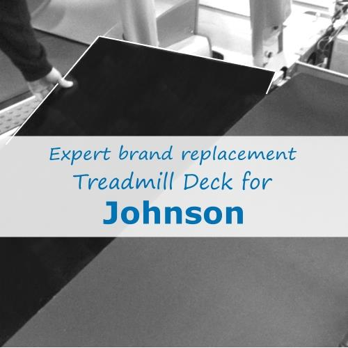 Johnson Fitness Treadmill Deck (Expert Brand)
