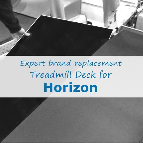 Horizon Fitness Treadmill Deck (Expert Brand)