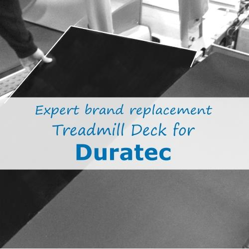 Duratec Treadmill Deck (Expert Brand)