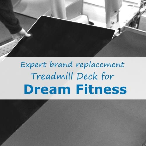 Dream Fitness Treadmill Deck (Expert Brand)