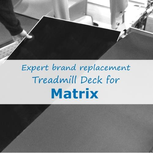 Matrix Treadmill Deck (Expert Brand)