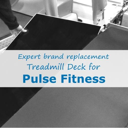 Pulse Fitness Treadmill Deck (Expert Brand)