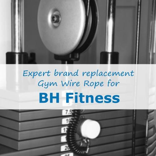 BH Fitness Gym Cable Wire Rope