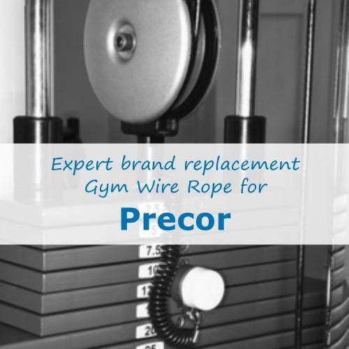 Precor Fitness Gym Cable Wire Rope