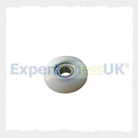PU White Roller 33mm Diameter