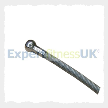 GYM PARTS - Wire Rope STEEL BALL SHANK