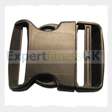 Gym Parts Seat Belt 40mm Plastic Buckle