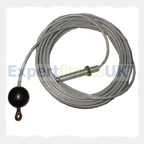 Life Fitness Dual Adjustable Pulley SM22 Gym Cable Main User