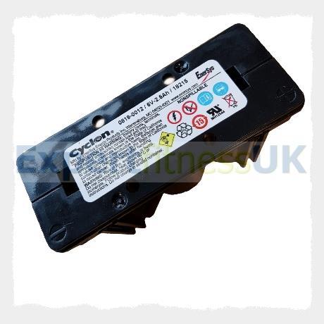 Life Fitness Elliptical 6 Volt Battery 0017-00003-0685